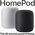 Apple HomePod Speaker In Choice Of White Or Space Gray