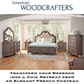 Transform Your Bedroom into a Chic Retreat From an Elegant French Chateau with This 6PC Bedroom Set