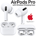 Apple AirPods Pro with Wireless Charging Case and AppleCare+