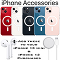 Have Everything You Need For Your iPhone 13mini & iPhone 13 by Adding These Accessories