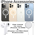 Have Everything You Need For Your iPhone 13 Pro & iPhone 13 Pro Max by Adding These Accessories