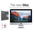 "Apple 21.5"" iMac 2.8GHz IntelCore i5 Desktop w/ AppleCare 3YR Protection & Office Mac Home&Student"
