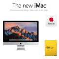 "Apple 21.5"" iMac 3.0GHz IntelCore i5 Desktop w/AppleCare Protection & Office Mac Home&Student"