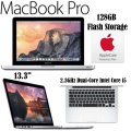 "Apple 13.3"" MacBook Pro 2.3GHz Intel Core i5 Notebook Computer With AppleCare Protection Plan"