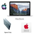 "Apple 12"" MacBook Display-Intel Core M-8GB/512GB Notebook With AppleCare 3YR Protection Plan"