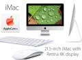 "Apple 21.5"" iMac 3.0GHz Intel Quad Core i5 Retina 4K Desktop  w/AppleCare 3YR Protection"