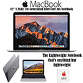 "Apple 12"" MacBook 1.2GHz 7th Gen Intel Core m3 Notebook With AppleCare 3YR Protection Plan"