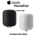 Apple HomePod Speaker in Choice Of Space Gray Or White