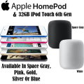 Apple HomePod Speaker With Choice Of 32GB 6th Gen iPod Touch