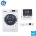 GE 4.5 Cu. Ft. Front Load Steam Washer-Available In White