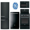 GE Artistry Kitchen Bundle With 20.3 Cu. Ft. Refrigerator & Electric Range - Available In Black