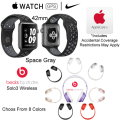 Apple 42mm Nike+ Watch and Beats By Dr. Dre Solo3 On-Ear Headphones In Choice of 8 Colors