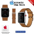 Apple 38mm 16GB Herm�s Watch Featuring GPS + Cellular With AppleCare+