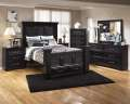 Ultimate 8PC Bedroom Package With Footboard Storage Plus Queen 15.5