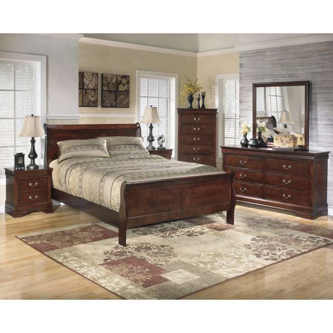 Best Value; Bundle Up & Save With Our Queen 8-Piece Cherry ...