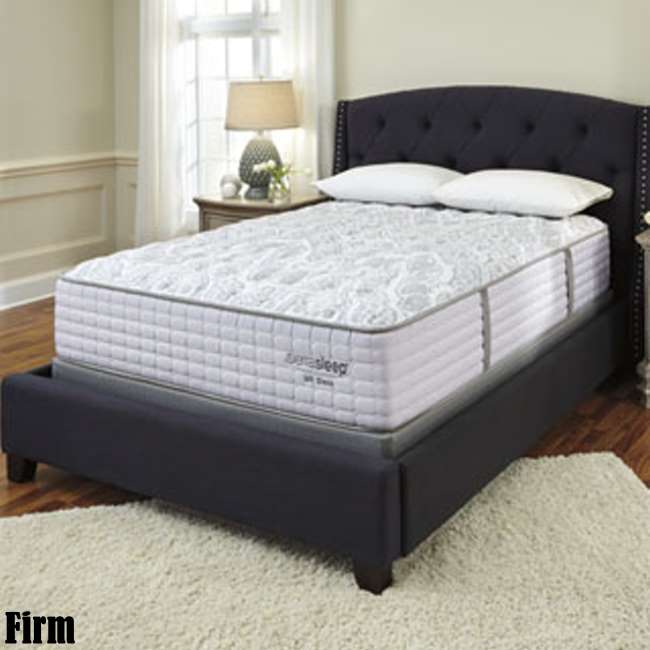 purchased queen size cushion top bed