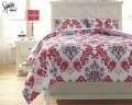 Ventress-Berry Collection 3-Piece Full Bedding Set