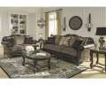 Choice Of Chaise Or Chair & 1/2 W/This Blended Leather Sofa & Loveseat Featuring A Classic Look