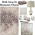 Drift Away In Romantic Charm With This Stunning 16PC Transitional Accessory Bundle Package