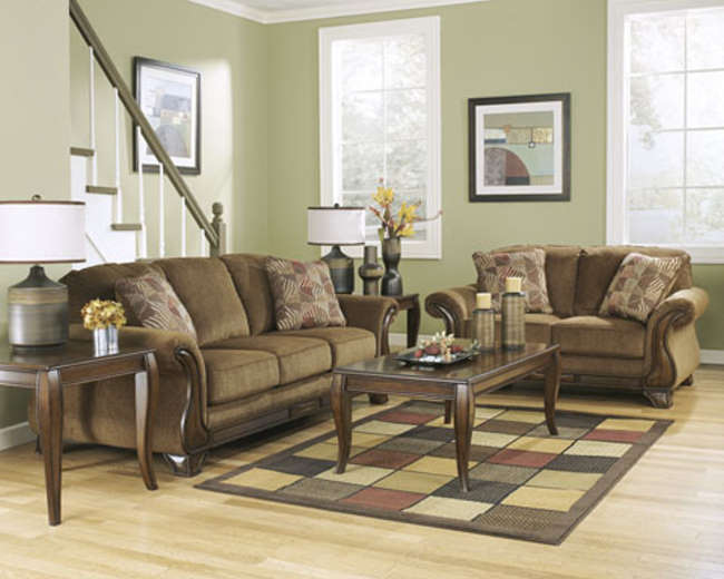 two great rooms; one great price featuring 8-piece living room