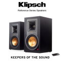 Klipsch Reference Series Ebony Powered Speakers