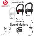 Power Up Your WorkOut With Beats By. Dr. Dre Powerbeats Wireless Earphones In 3 Colors