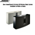 Bose Sound Touch 20 Series III Wireless Music System � Available in White or Black