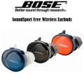 Bose� SoundSport� Free Wireless Earbuds W/ Case - Available In 3 Colors