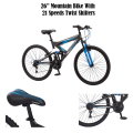 Mongoose 26� Spectra Men�s Mountain Bike - Available in Blue/Black
