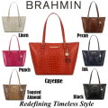 Brahmin Medium Asher Melbourne Tote-Available In Seven Colors