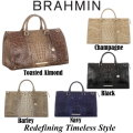 Brahmin Melbourne Anywhere Weekender - Available in Your Choice Of Five Colors