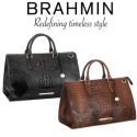 Brahmin Melbourne Anywhere Weekender – Available in Black or Pecan