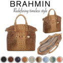 Brahmin Melbourne Large Duxbury Satchel - Available in Nine Colors