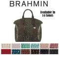 Brahmin Duxbury Melbourne Large Satchel - Available In 14 Color
