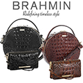 Brahmin Lane Melbourne Round Crossbody & Debra Melbourne Phone Wallet