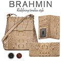 Brahmin Margo Melbourne Crossbody & Ady Melbourne Wallet