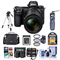 Nikon Z6 FX Format Mirrorless Camera with NIKKOR Z 24-70mm f/4 S Lens