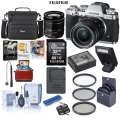 Fujifilm X-T3 Mirrorless Camera with XF-18-55mm Lens Silver w/Accesory Kit