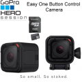 GoPro HERO Session Camera and ProMaster 64GB Memory Card- 3 YR Accidental Warranty