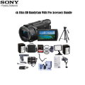 Sony 4K Ultra HD Handycam Camcorder with Pro Accessory Bundle