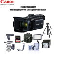 Canon 3MP Full HD Camcorder with Free 5PC Accessory Bundle