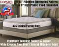 "Marbella Pillowtop 13"" Full Mattress+Foundation Featuring Comfort, Support & Ultimate In Relaxation"