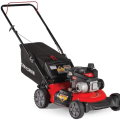 """Craftsman 140cc 21"""" 3-in-1 Gas Powered Push Lawn Mower with Bagger, 1-in & Gas Can"""