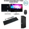 "Dell Optiplex Intel i3 (8th Gen) Desktop Bundle w/Dell 23"" LED Monitor, Keyboard & Mouse"