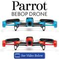 Parrot Bebop Drone W/RealTime, First-Person View Of Flight, Wide Angle Photos & Share Flight Footage