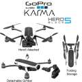 Go Pro Karma Quadcopter Drone with HERO5 Black Camera