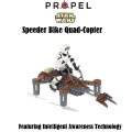 Propel Star Wars Speeder Bike Quadcopter Featurng Intelligent Awareness Technology