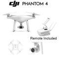 DJI Pjantom 4 Quadcopter Featuring 12MP Camera & Accessory Kit
