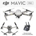 DJI Mavic Pro Platinum Quadcopter Fly More Combo Kit Featuring Noise Reduction Technology