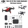 DJI Mavic Air Fly More Combo Quadcopter w/Remote Controller & Accessories